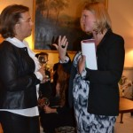 Sara from Living Etc with Margareta König, Svenskt Tenn