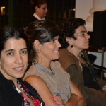 Paula from event organizer Doble Cultura & colleagues