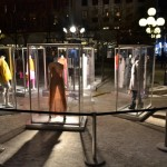 Show of the finalists to the H&M Design Award
