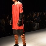 Josefin Strid androgynous male fashion with references to sport
