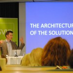 Marco Steinberg of SITRA gave a very thoughtworthy lecture
