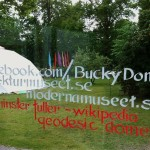 Bucky dome in the garden will be active all summer