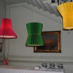 whatswhats' lamps for Svenskt Tenn from our exhibition last year were still in place