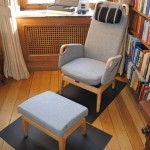 John Armchair by NC Nordic Care, design Peter Andersson