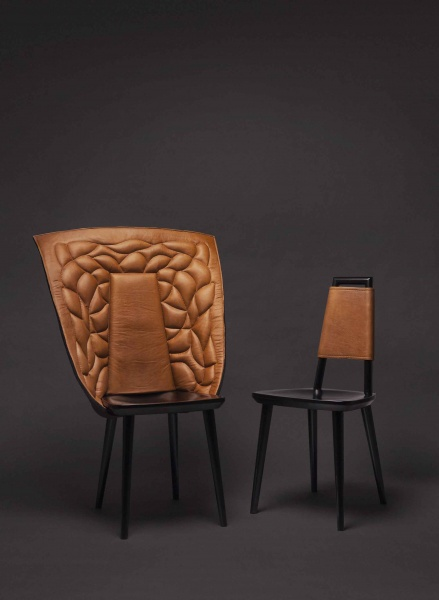 FÄRG & BLANCHE: FAB chair