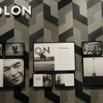Clever Bolon has made a monumental black and white book - efficient and impressive