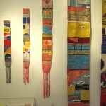 Hannah Waldron: Map tapestries