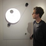 Young designer from Eindhoven a contemporary solar clock