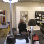 Birgitta Ralston and Alexandre Baus mushroom outdoor lights at Most