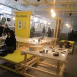 Chinese Contemporary design at Designersblock - well presented