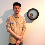 Nick Ross, one of the talented Konstfack designers