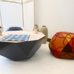 Girih - a furniture collection with arabic influences by Ted Clemmedsson