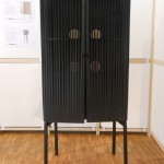 Cabinet for temporary hanging of clothes - part of Kollektion X, by Ludwig Beerg and Olle Engberg. I want this!!