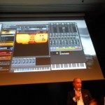 Electronic composer Ragnar Grippe shows the changes of equipment and in music since the 80's