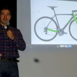 Adam Wais talks about every millimeter detail in making a race bike