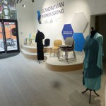 SB Seating showroom