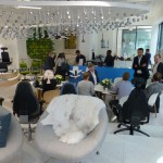 SB Seating Showroom in London during Clerkenwell design week