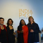 Onita Waiss, Divya Thakur, Banashri Bose Harrison and myself