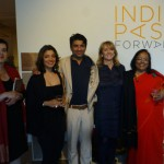 Onita Wais, Divya Thakur, myself and Indian Ambassador