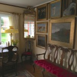 Inside Anna Ancher's house