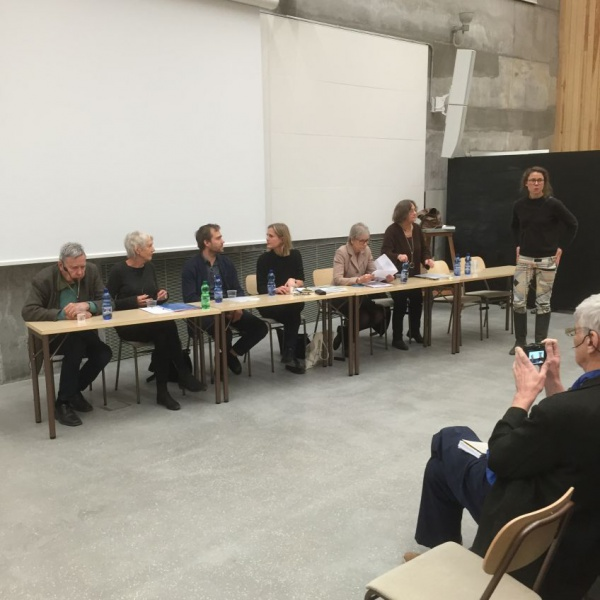 Debate on the Museum of Architecture at KTH