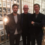 Form Us With Love celebrates 10 years, here with Anders Färdig of DesignHouse Stockholm with their lamp