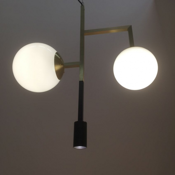 JV Arkitekter, Göteborg, Deco stick lamp for Örsjö