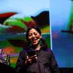 Sonia Chow of Hongkong PechaKucha talks about snails