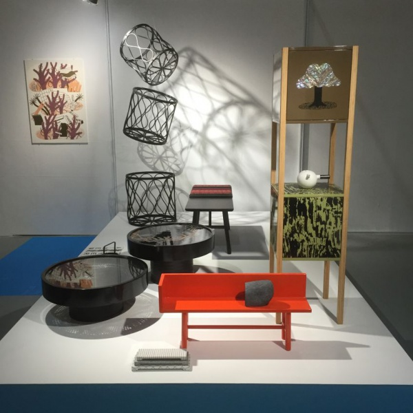 A New Layer - meeting between Swedish design and Taiwanese craft