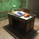 Nice old desk from the factory