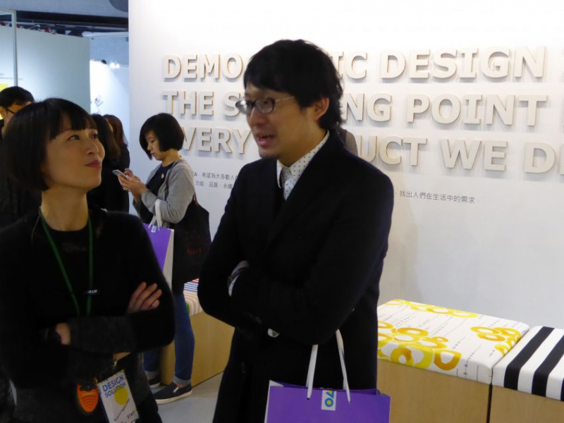 Peter of Nordic Gallery, representing Designhouse Stockholm and more