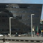 Den sorte Diamant - water reflections - the addition to the Royal Library built 1999