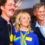 Niklas Bergh, Ewa Kumlin, Michael Persson Gripkow - did we win