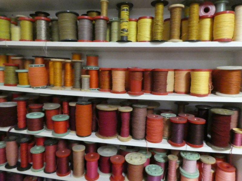 unique silk thread collection