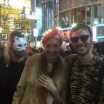 Haloween night in Shibuya with Kenneth Hagås