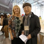 with architect Toyo Ito