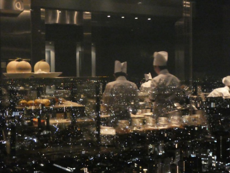 New York Grill 57th floor, Shinjuku