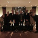 Johnnie Walker guides the Swedes at Park Hyatt Shinjuku